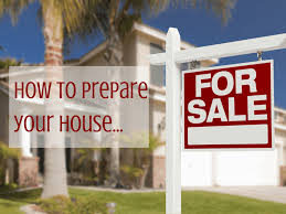 Prepare A House For Sale